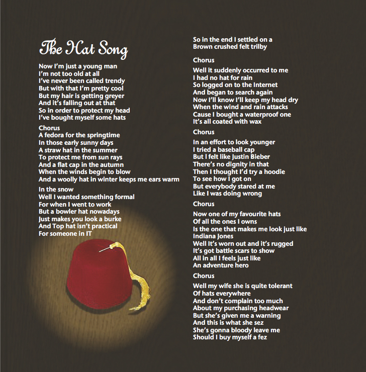 sine of the times lyrics